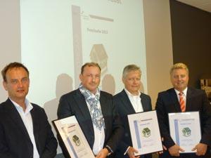 Nominaties Nationale Innovatie en Duurzaamheidsprijs Wonen 2013