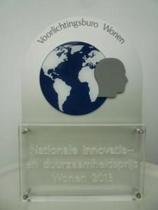 Nationale Innovatie en Duurzaamheidspriis Wonen 2013