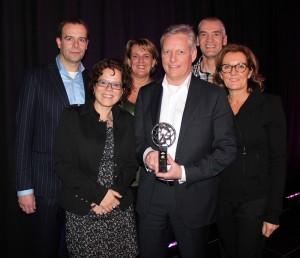 Arte wint juryprijs Meest Maatschappelijke Partner 2013