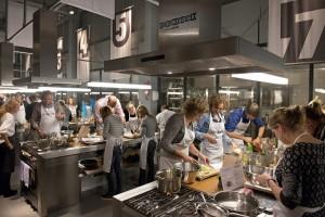 Kookfabriek voorzien van ATAG apparatuur
