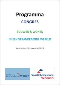 Programmaboekje congres 2019